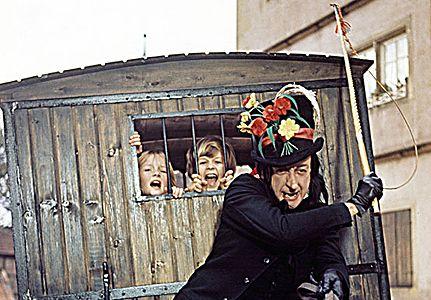 Kid Catcher Roald Dahl