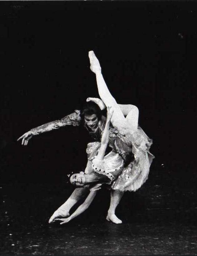 Margot Fonteyn and Rudolf Nureyev, Sleeping Beauty