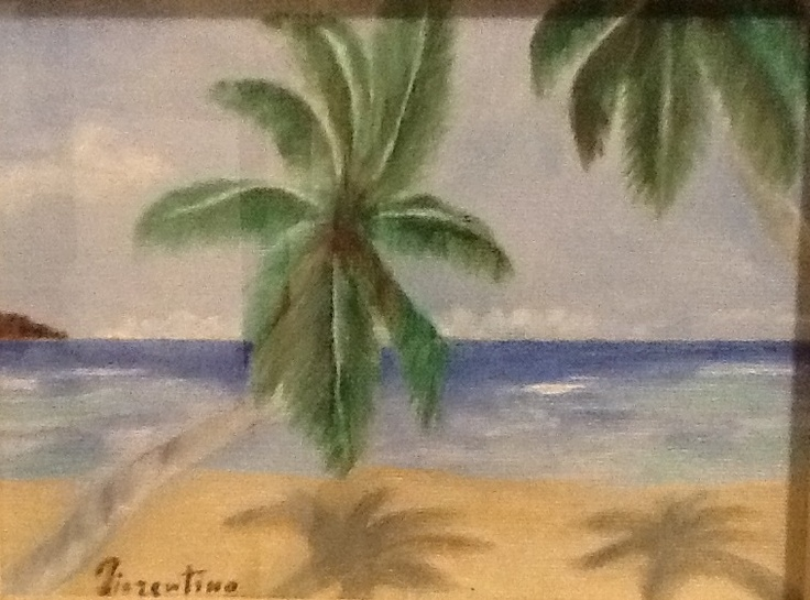Paesaggio tropicale