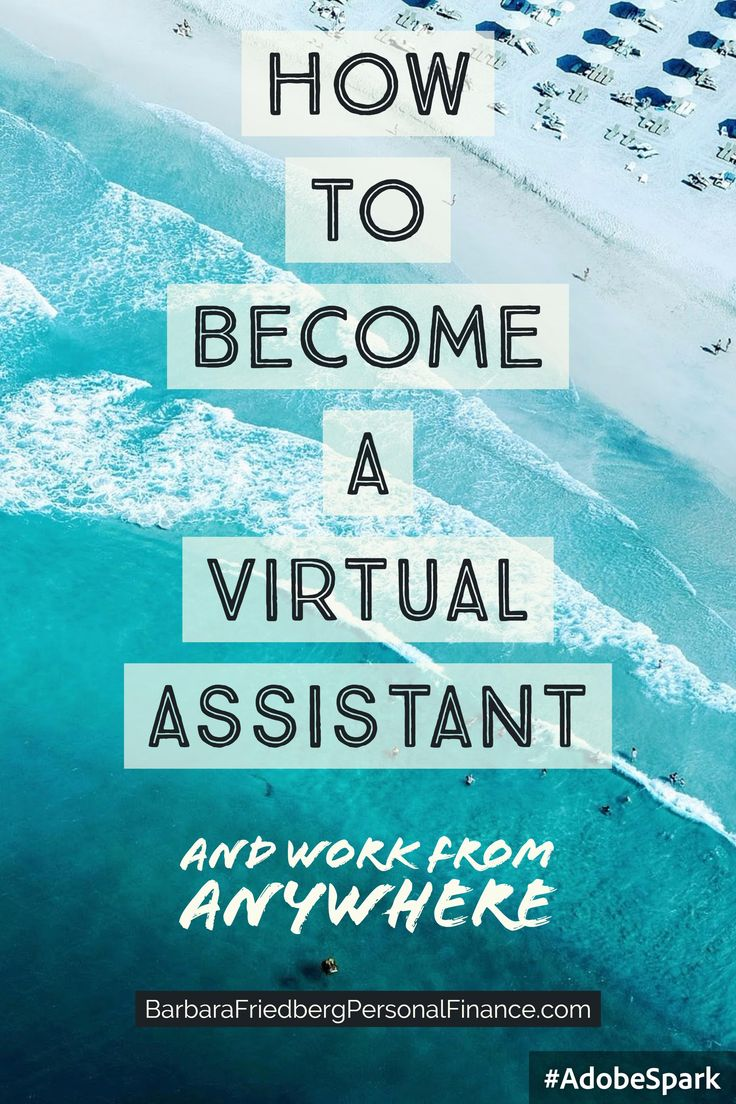 Virtual Assistant Job Description - Learn how to become a VA and make #money from anywhere
