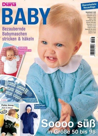 Bezaubernde Babymaschen Stricken Häkeln Jetzt In Diana