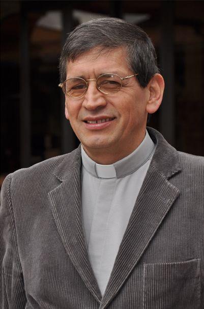 nuestro Director y Parroco el Padre José Raúl Rojas Bohórquez