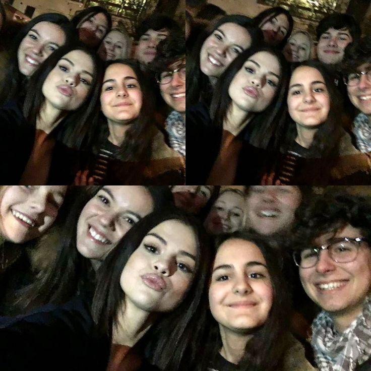 @selenagomez with fans in Venice Italy!  #SelenaGomez con fans en Venesia Italia!  #Selena #Selenator #Fans #Italy | #Selenators #BestFanArmy #iHeartAwards