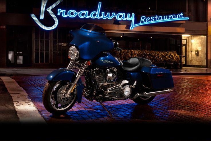 2012 Street Glide FLHX | Motorcycle Touring | Harley-Davidson USA