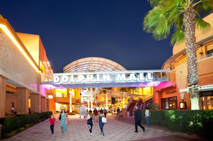Dolphin Mall - Outlet