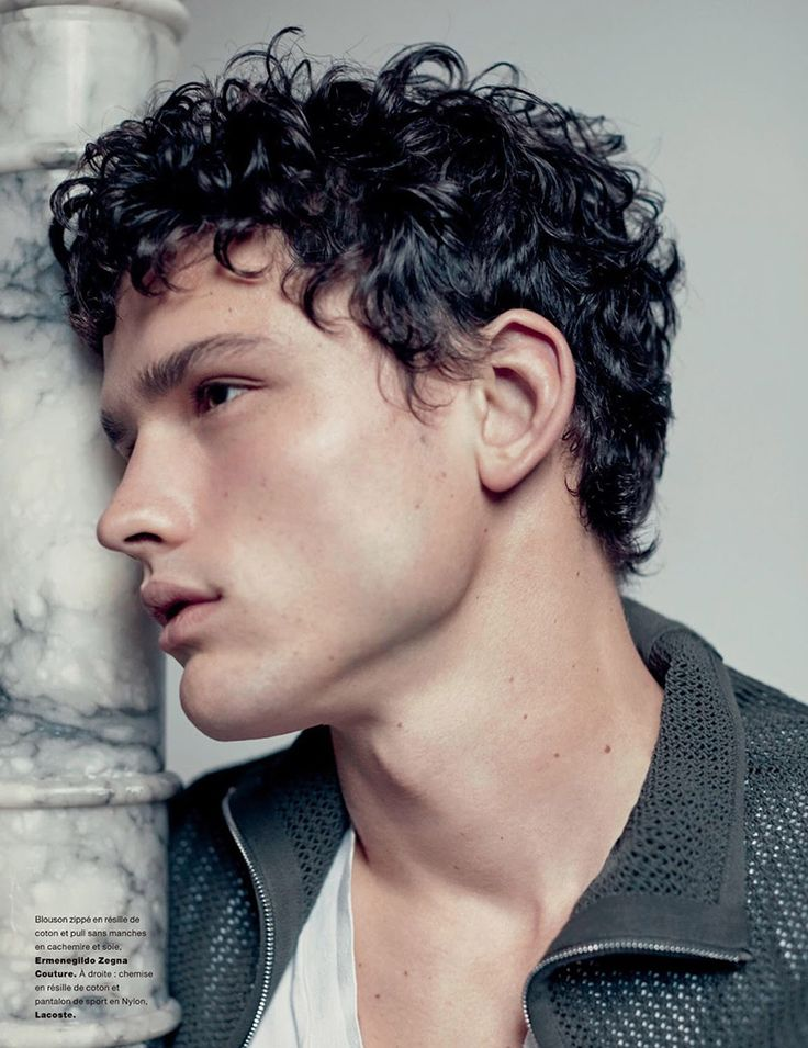 Simon Nessman captured by the lens of Carlotta Manaigo and styled by Jean Michel Clerc, for the Spring/Summer 2016 issue of Numéro Homme.