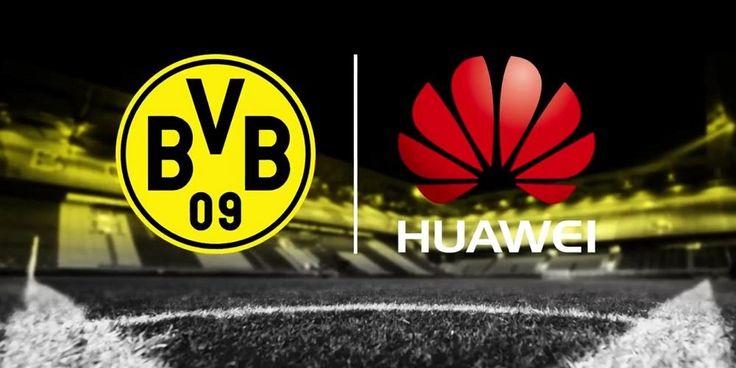 Huawei bleibt Sponsor des BVB #Huawei #News #BVB