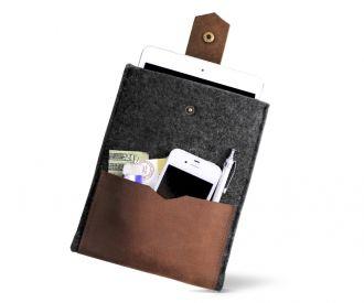Чехол для iPad Mini из шерсти Виста, шерстяные чехлы для iPad, магазин подарков для мужчин - Vipnotes.ru
