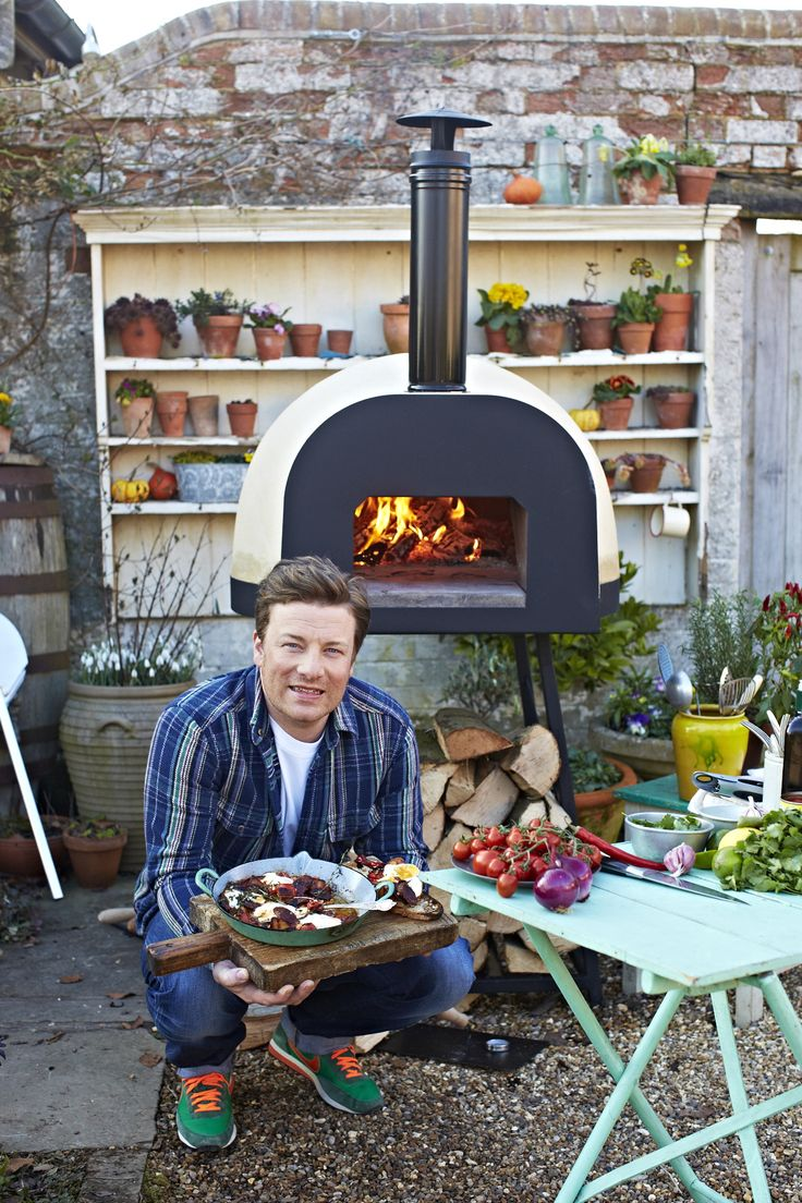 Jamie oliver wood fired oven from garden house design for Jamie oliver style kitchen design