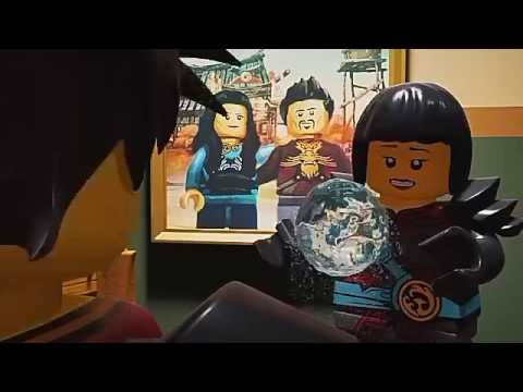 Ninjago The Hands of Time 1H17 Official Teaser! - YouTube