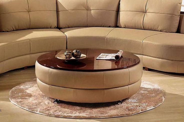Mejores 51 imágenes de Leather Coffee Tables en Pinterest | Mesa de ...