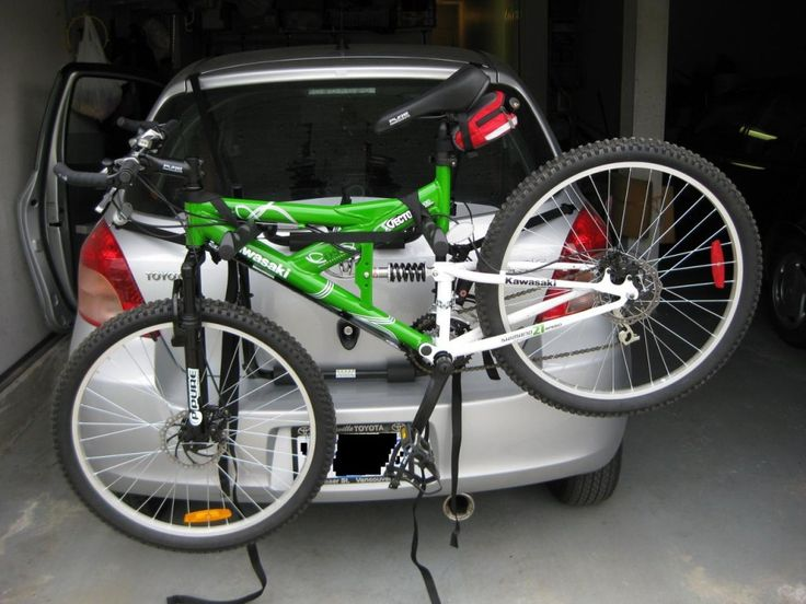 guide outride for car cars racks thule to your rack bike