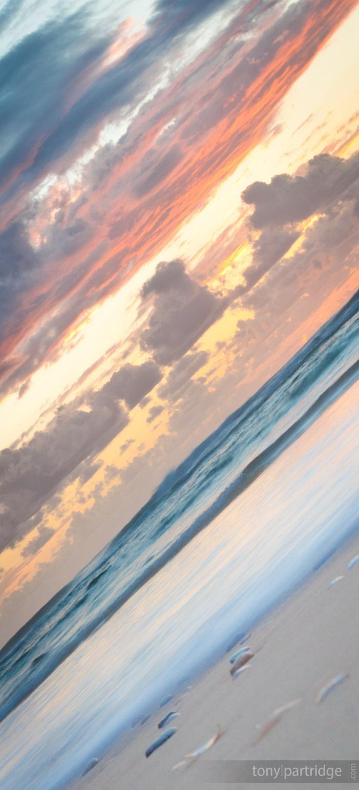 Sunrise at Lighthouse Beach, Ballina NSW. #Seascape #Photography