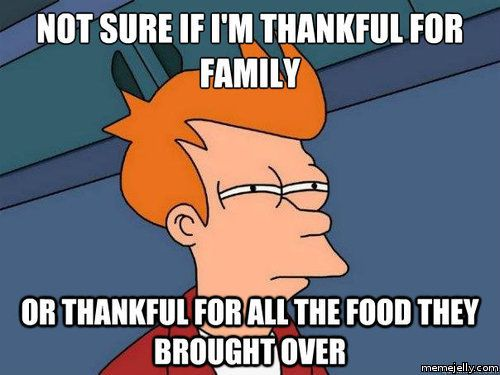 The Best Thanksgiving Memes That Will Make Your Turkey Day So Much Better  - Delish.com