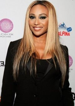cynthia bailey blonde | Cynthia Bailey Talks Season 7 of RHOA, Friendship with NeNe Leakes ...