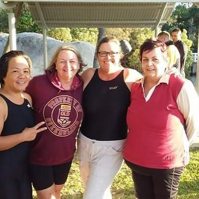 Four totally different people joined as a team to swim an 8 Km ocean race #magneticisland to #townsville ... For one swimmer it was her #17daychallenge and not only did she break her fear of swimming in the ocean...she under covered a new lease on life...Listen to her story....http://bit.ly/2aH1oWq
