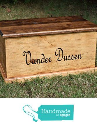 Laser Engraved Personalized Kids Toy Box - Engraved Toy Box - Personalized Toy Box - Children's Toy Box - Kids Memory Box - Gift for Kids - Wood Toy Box from Country Barn Babe https://www.amazon.com/dp/B017PANJXC/ref=hnd_sw_r_pi_dp_R67LxbYKZ02QX #handmadeatamazon