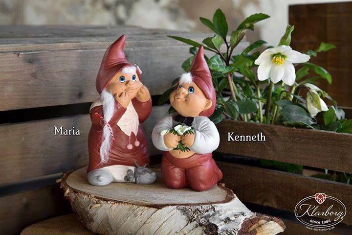 Maria og Kenneth - ØNSKER
