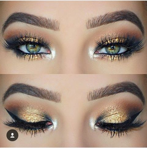 Now this so what I call eye makeup on fleek !!