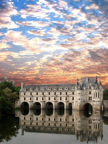 Chenonceau, a Loire Valley chateau