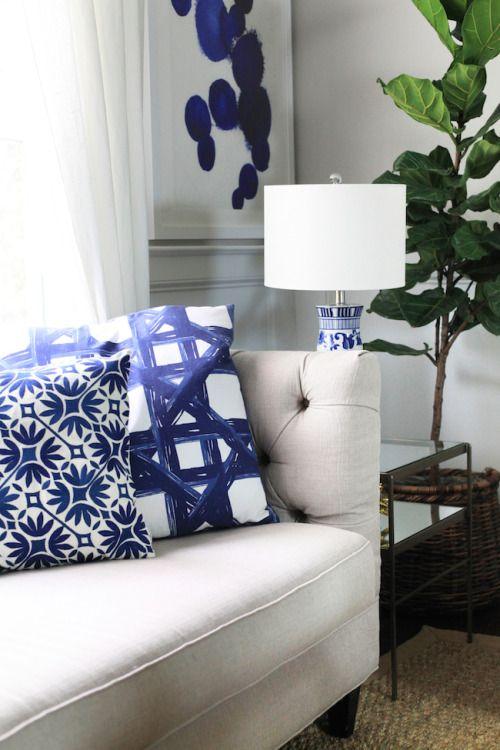 Best 25+ Navy Living Rooms Ideas On Pinterest