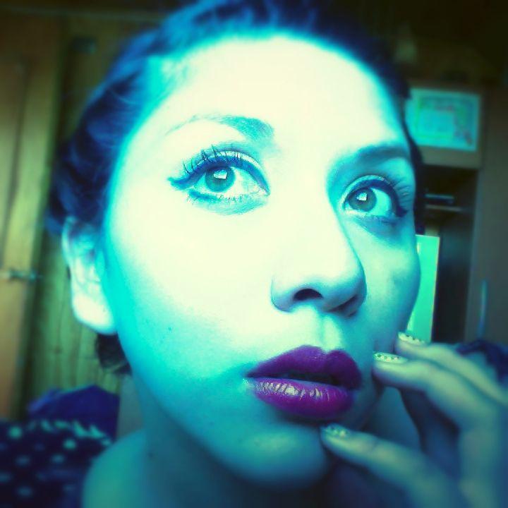 #me, #Blue, #pose