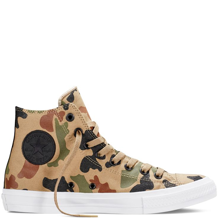 Chuck Taylor All Star II Reflective Camo Sandy/Chocolate/White sandy /chocolate/white