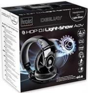 Hercules HDP DJ Light-Show ADV Professional DJ Headphones, Retail Box, 1 year Limit warranty |#electronics #technology #tech #electronic #device #gadget #gadgets #instatech #instagood #geek #techie #nerd #techy #photooftheday #computers #laptops #hack #screen #rosstech #dj #speakers #audio