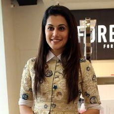 Taapsee Pannu At Forever<br> 1 Spring Summer Collection Launch Stills