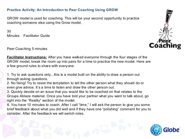 Teacher readiness to become a coacheeWhat coaches say are the success characteristics of teachers who usecoaching effectiv...
