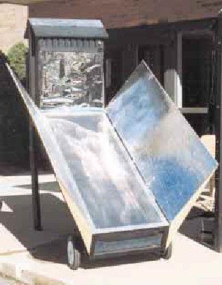 Homemade solar food dehydrator plans