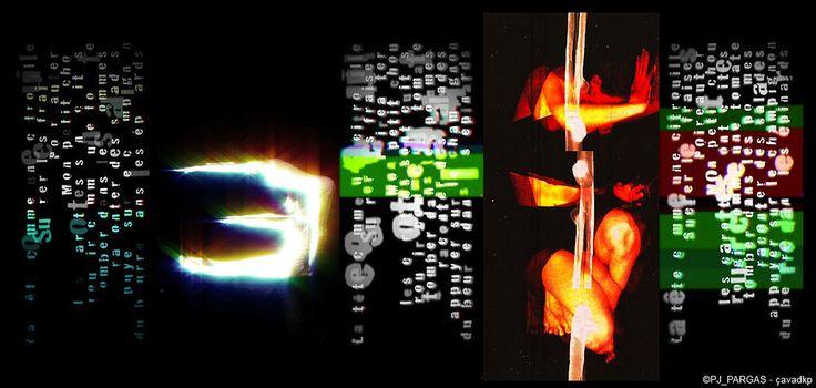 https://flic.kr/p/dcfLZM | ScreenS&S_PJPargas | S&S 2.0 Le piège du silence Design & motion graphic screenshot…Une création chorégraphique, sonore et visuelle de Kilina Crémons ( chorégraphie) et PJ Pargas (Musique et vidéo)