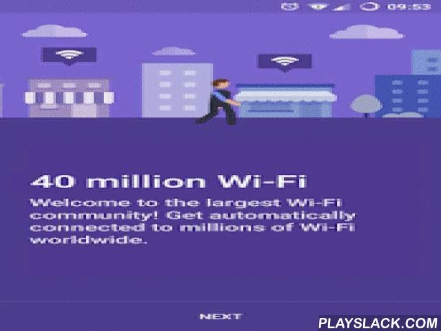WiMAN Free WiFi  Android App - playslack.com ,  wiMAN is a community of people who share their experience with WiFi networks all around the world by rating them and taking speedtests. wiMAN users can also share their own WiFi safely to let other people from the community get connected for free.Thanks to the users' help, wiMAN is becoming the largest WiFi community worldwide with a database of over 40.000.000 hotspots.wiMAN was awarded by Google as one of the 18 most beautiful Apps of 2015…