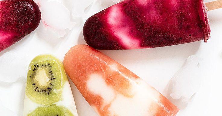 Smoothie Popsicles for the Best Breakfast-Dessert Hybrid Ever