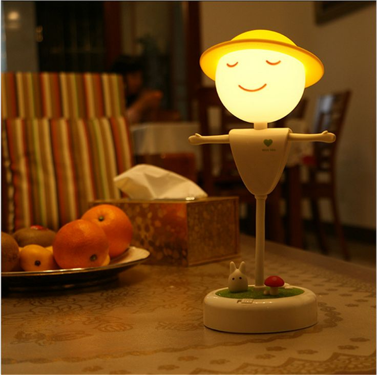 Espantapájaros Sensor Táctil Portátil USB LED Night Light Lámpara de Cabecera Regalo de Cumpleaños de la lámpara de pared De Almacenamiento De Energía Puede Cargar para 2 teléfono en LED Luces de La Noche de Luces e Iluminación en AliExpress.com | Alibaba Group