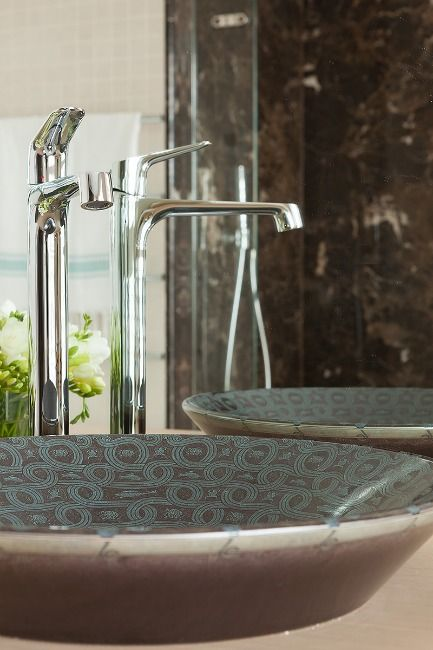 Bathroom Taps And Sinks: Hartmann Designs Created This Luxury, Two Bedroom  London Duplex Penthouse