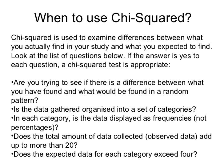 Image result for chi square test