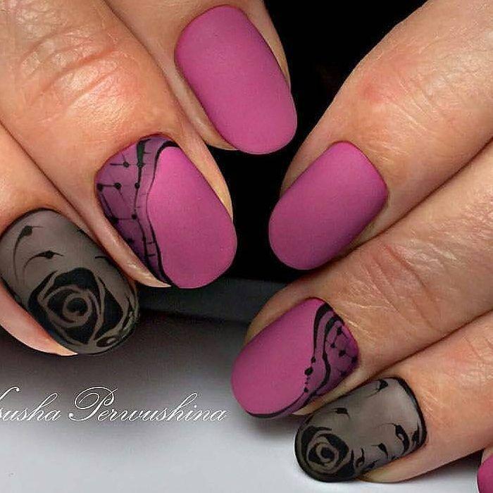 #nail #nailsdesign #mknail #мастерманикюра
