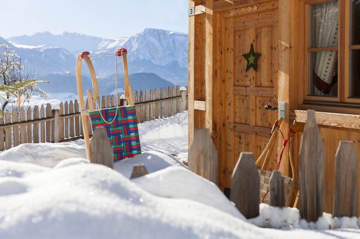 Fairytale holidays on a farm in South Tyrol (Italy)