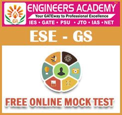 ESE – Engineering Services Exam -It is a national level examination which gets conducted by UPSC each year. The main reason of conducting this examination is to test the aptitude and subject knowledge of the applicant and on the basis of that; they get comissioned on various technical positions. For students to attain perfection with their technical subjests a test schedule is designed as per new syllabus of ESE-2018 from July . #online test series