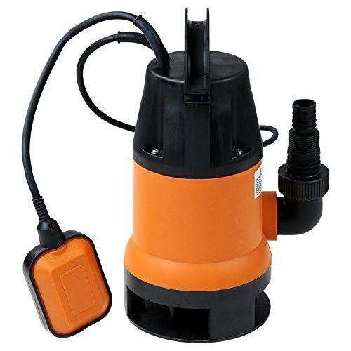 Jago – Pompe pour eaux usées 400 W – Débit env. : 8.000 l/h: Cette pompe compacte pour eaux usées est idéale pour les travaux à la maison.…