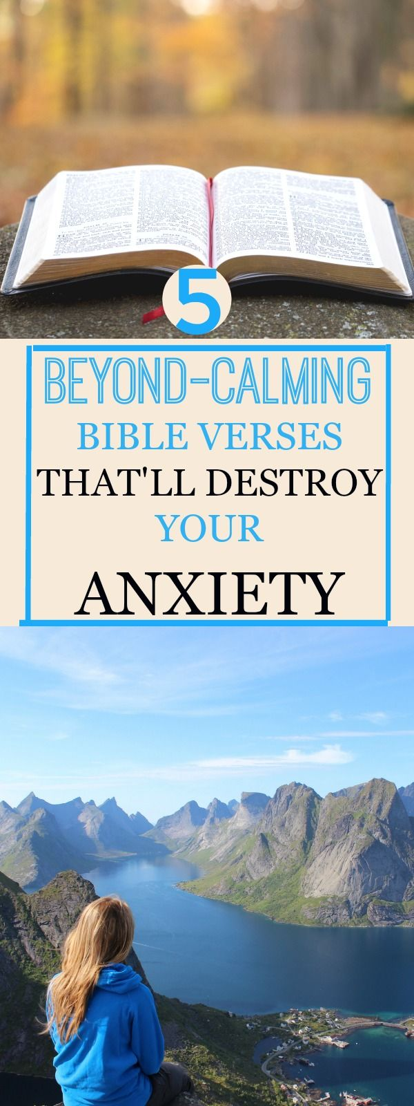 Totally LOVED these 5 Bible verses to take my anxiety away! They are SO much better than XANAX! I won't dare touch those anxiety pills again! I LOVE the Lord Jesus! Thank you for taking my anxiety and all my problems away! Glory to God! #anxiety #mentalhealth #health #LOVE #GOALS #Bibleverses