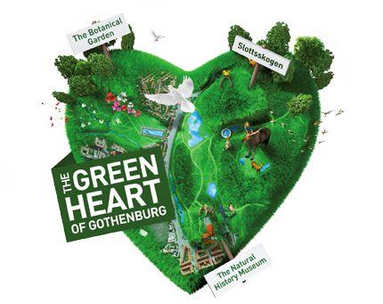 Gothenburg Botanical Garden = Göteborgs gröna hjärta #gardens #visitsweden