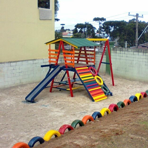 PLAYGROUNDS INCRÍVEIS Playgrounds incríveis e tremendous criativos para você se in…