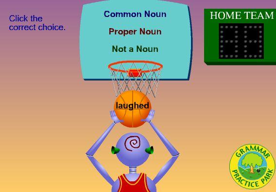 Parts of Speech ~ Nouns
