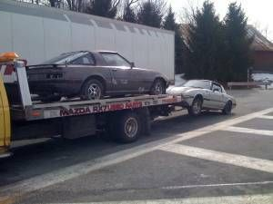 Thousands of Mazda RX7/RX8 Parts, online store (Nationwide shipping) – auto parts – by owner