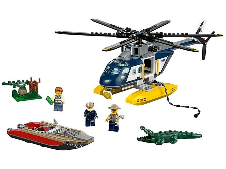 Helicopter Pursuit (60067)