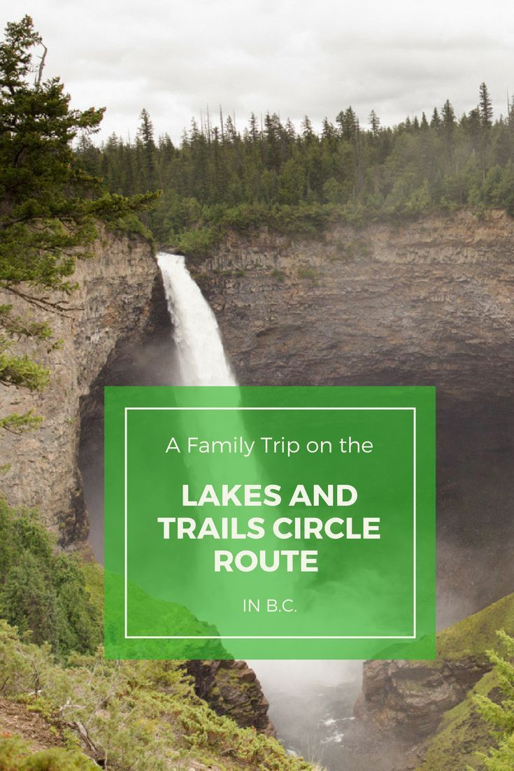 A beautiful road trip through B.C. following the Lakes and Trails Circle Route. Includes stops in Barkerville and Wells Gray Provincial Park.