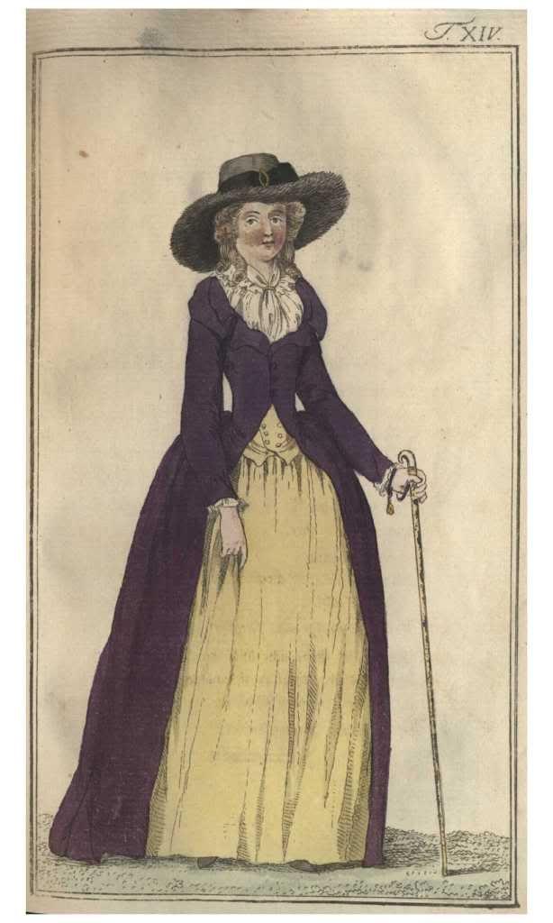 Journal des Luxus, 1786.