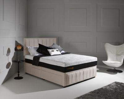Dormeo Octaspring Roma Fabric Divan Bed With 8000 Mattress